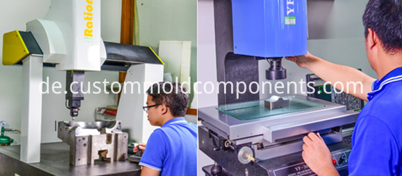 Custom CNC Parts Inspection